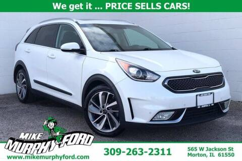 2017 Kia Niro for sale at Mike Murphy Ford in Morton IL