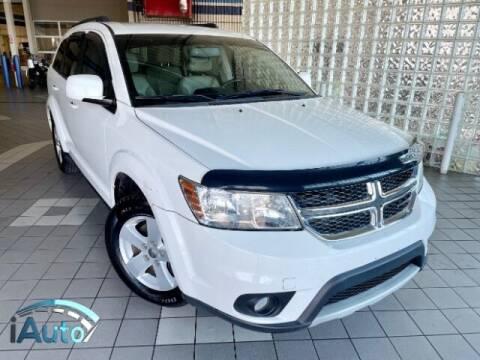 2012 Dodge Journey for sale at iAuto in Cincinnati OH