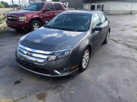 2011 Ford Fusion for sale at D and D All American Financing in Warren MI
