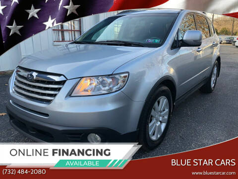 2012 Subaru Tribeca for sale at Blue Star Cars in Jamesburg NJ