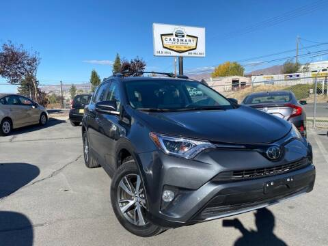 2018 Toyota RAV4 for sale at CarSmart Auto Group in Murray UT