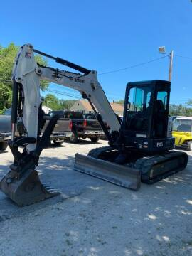 2015 Bobcat E45 for sale at Hillcrest Motors in Derry NH