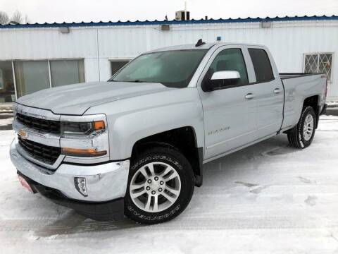 2018 Chevrolet Silverado 1500 for sale at STATELINE CHEVROLET BUICK GMC in Iron River MI