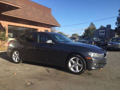 2014 BMW 3 Series for sale at Pat's Auto Sales, Inc. in West Springfield MA