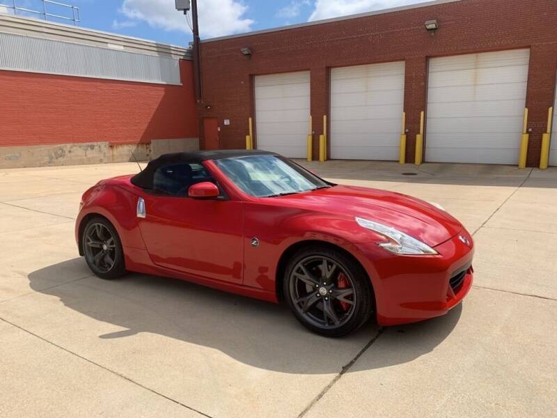 2010 Nissan 370Z for sale at First Rate Motors in Milwaukee WI