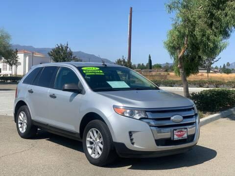 2013 Ford Edge for sale at Esquivel Auto Depot in Rialto CA