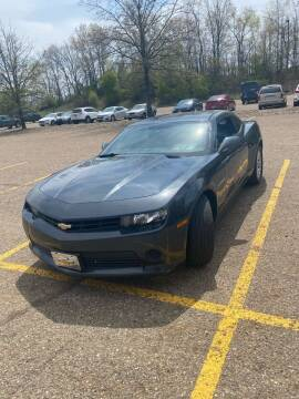 2014 Chevrolet Camaro for sale at STARIA AUTO GROUP LLC in Akron OH