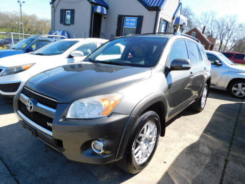 2009 Toyota RAV4 for sale at WOOD MOTOR COMPANY in Madison TN
