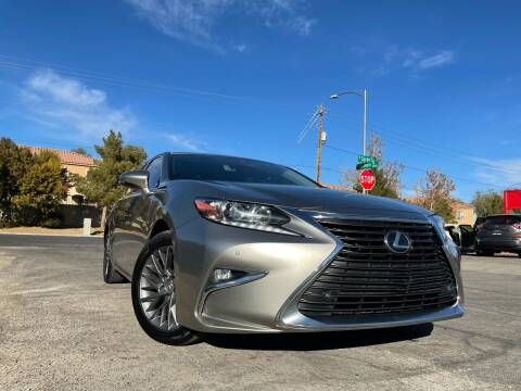 2018 Lexus ES 350 for sale at Boktor Motors in Las Vegas NV