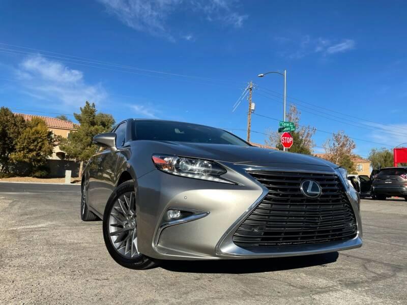 2018 Lexus ES 350 for sale at Boktor Motors in Las Vegas NV