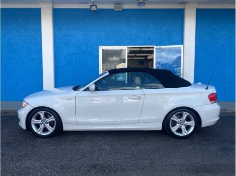 2011 BMW 1 Series for sale at Khodas Cars in Gilroy CA