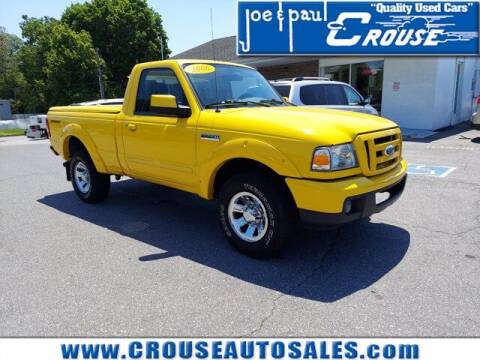 2006 Ford Ranger for sale at Joe and Paul Crouse Inc. in Columbia PA