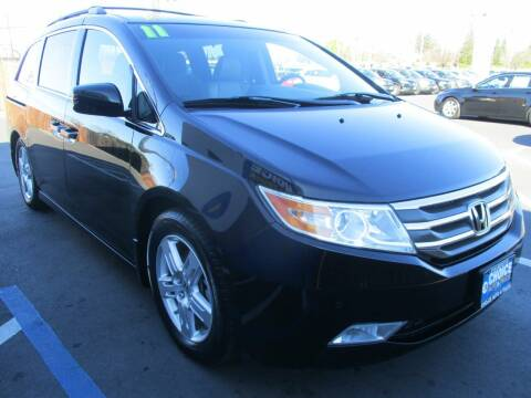 2011 Honda Odyssey for sale at Choice Auto & Truck in Sacramento CA