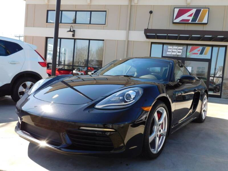2017 Porsche 718 Cayman for sale at Auto Assets in Powell OH