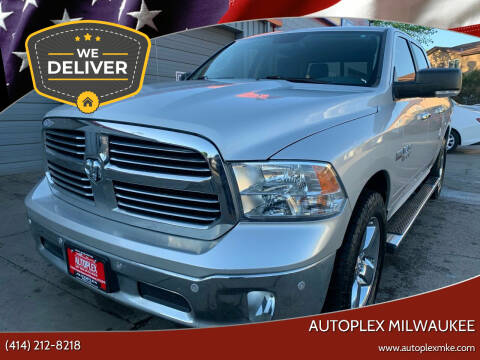 2016 RAM Ram Pickup 1500 for sale at Autoplex 3 in Milwaukee WI