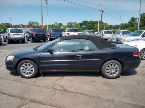 2004 Chrysler Sebring for sale at Savior Auto in Independence MO