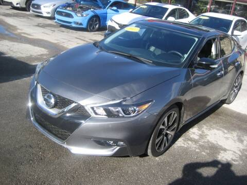 2017 Nissan Maxima for sale at Import Auto Connection in Nashville TN