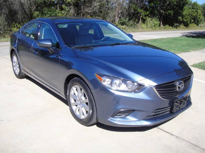 2016 Mazda MAZDA6 for sale at Coleman Auto Group in Austin TX