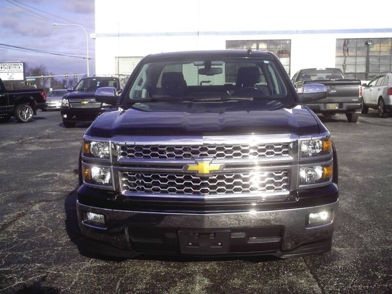 2014 Chevrolet Silverado 1500 for sale at STAPLEFORD'S SALES & SERVICE in Saint Georges DE