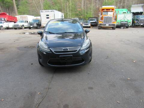 2012 Ford Fiesta for sale at Heritage Truck and Auto Inc. in Londonderry NH