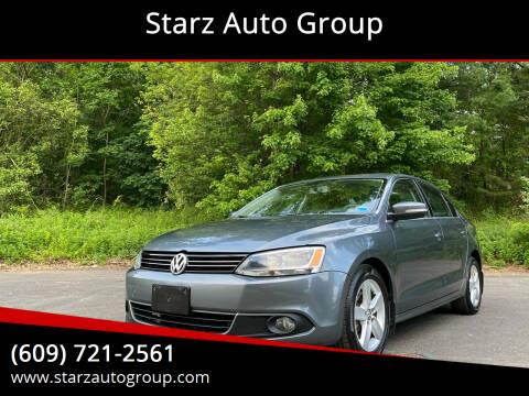 2011 Volkswagen Jetta for sale at Starz Auto Group in Delran NJ