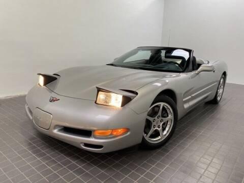2004 Chevrolet Corvette for sale at CERTIFIED AUTOPLEX INC in Dallas TX