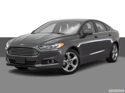2016 Ford Fusion for sale at Terry Lee Hyundai in Noblesville IN