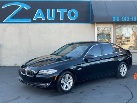 2011 BMW 5 Series for sale at Z Auto in Sacramento CA