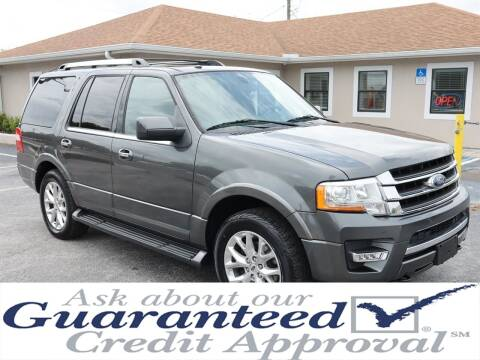 2016 Ford Expedition for sale at Universal Auto Sales in Plant City FL