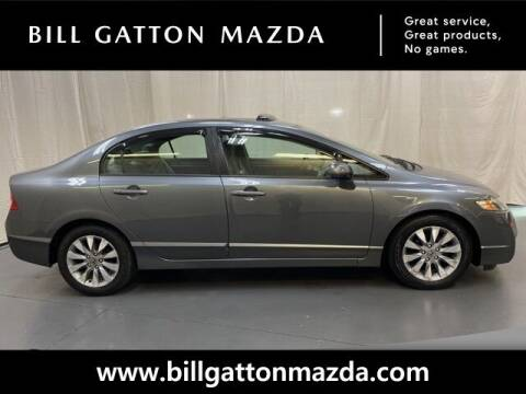 2010 Honda Civic for sale at Bill Gatton Used Cars - BILL GATTON ACURA MAZDA in Johnson City TN