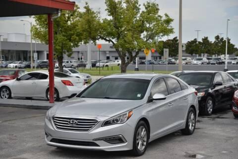 2015 Hyundai Sonata for sale at Motor Car Concepts II - Colonial Location in Orlando FL