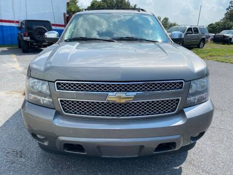 2009 Chevrolet Avalanche for sale at Fuentes Brothers Auto Sales in Jessup MD