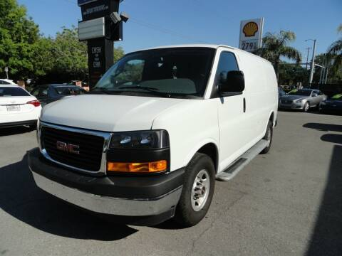 2018 GMC Savana Cargo for sale at DeWitt Motor Sales in Sarasota FL