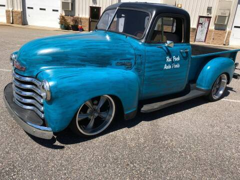 1951 Chevrolet 3100 for sale at Muscle Cars USA 1 in Murrells Inlet SC
