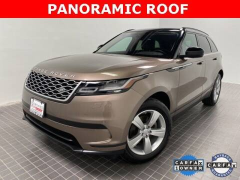 2018 Land Rover Range Rover Velar for sale at CERTIFIED AUTOPLEX INC in Dallas TX