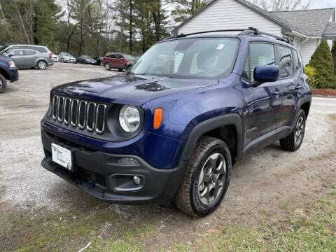 2016 Jeep Renegade for sale at Williston Economy Motors in Williston VT