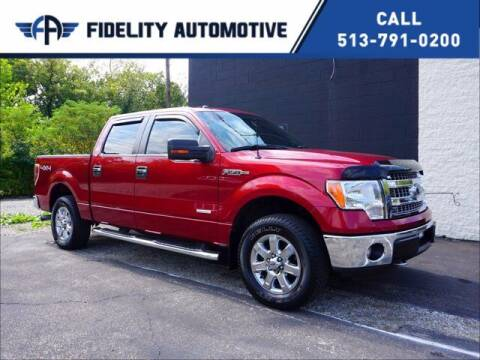 2013 Ford F-150 for sale at Fidelity Automotive LLC in Cincinnati OH