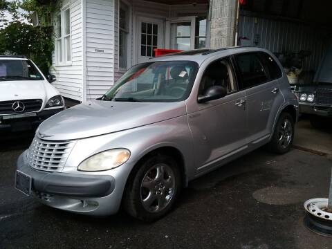 2001 Chrysler PT Cruiser for sale at Drive Deleon in Yonkers NY