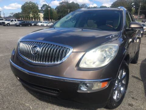 2008 Buick Enclave for sale at Certified Motors LLC in Mableton GA