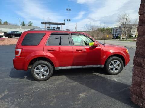 2009 Ford Escape for sale at R C Motors in Lunenburg MA
