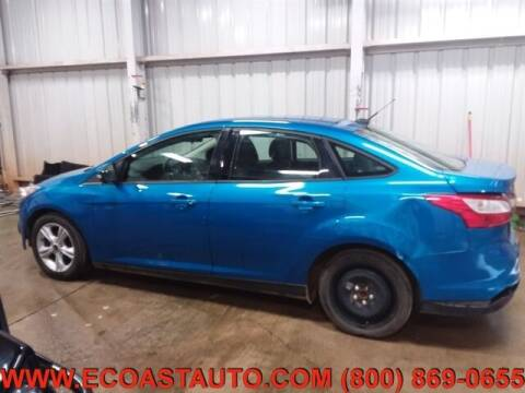 2014 Ford Focus for sale at East Coast Auto Source Inc. in Bedford VA