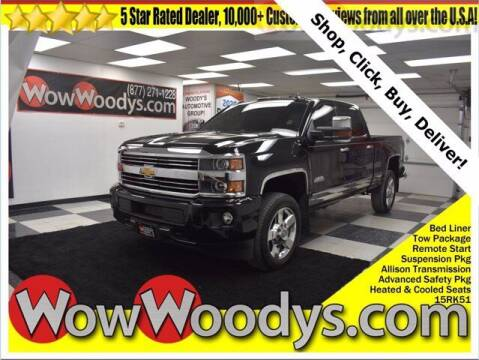2015 Chevrolet Silverado 2500HD for sale at WOODY'S AUTOMOTIVE GROUP in Chillicothe MO