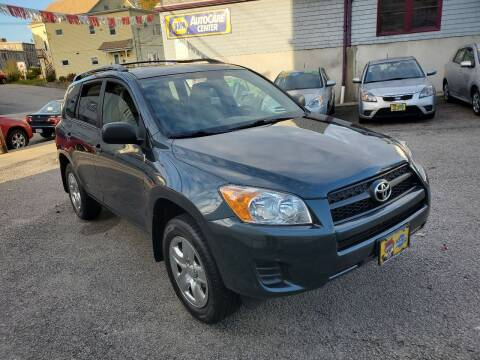 2012 Toyota RAV4 for sale at Fortier's Auto Sales & Svc in Fall River MA