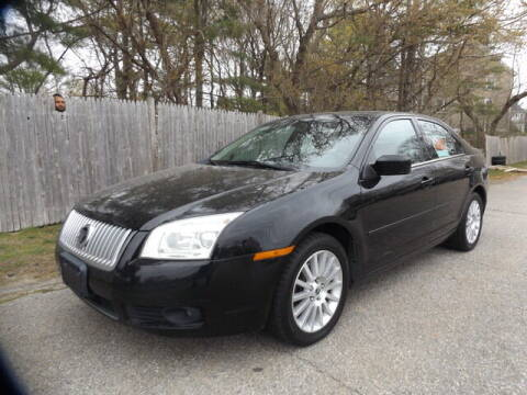2006 Mercury Milan for sale at Wayland Automotive in Wayland MA