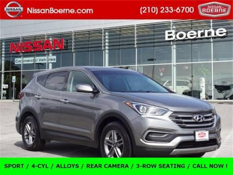 2018 Hyundai Santa Fe Sport for sale at Nissan of Boerne in Boerne TX