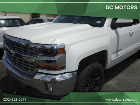 2016 Chevrolet Silverado 1500 for sale at DC Motors in Springfield VA