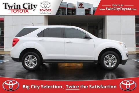 2014 Chevrolet Equinox for sale at Twin City Toyota in Herculaneum MO