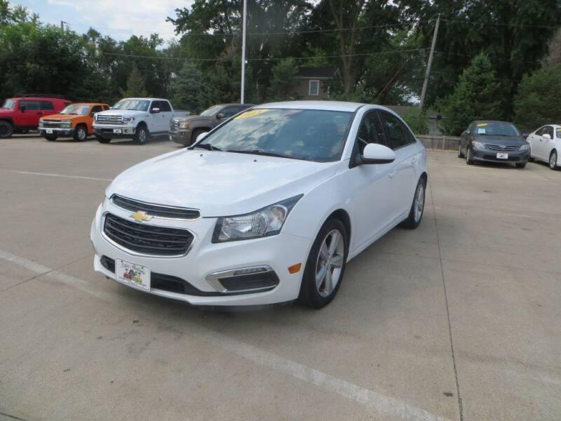2015 Chevrolet Cruze for sale at Aztec Motors in Des Moines IA