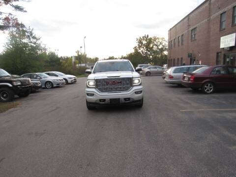 2017 GMC Sierra 1500 for sale at Heritage Truck and Auto Inc. in Londonderry NH
