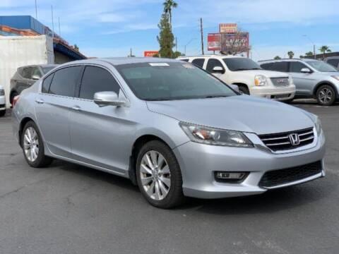2013 Honda Accord for sale at Brown & Brown Wholesale in Mesa AZ
